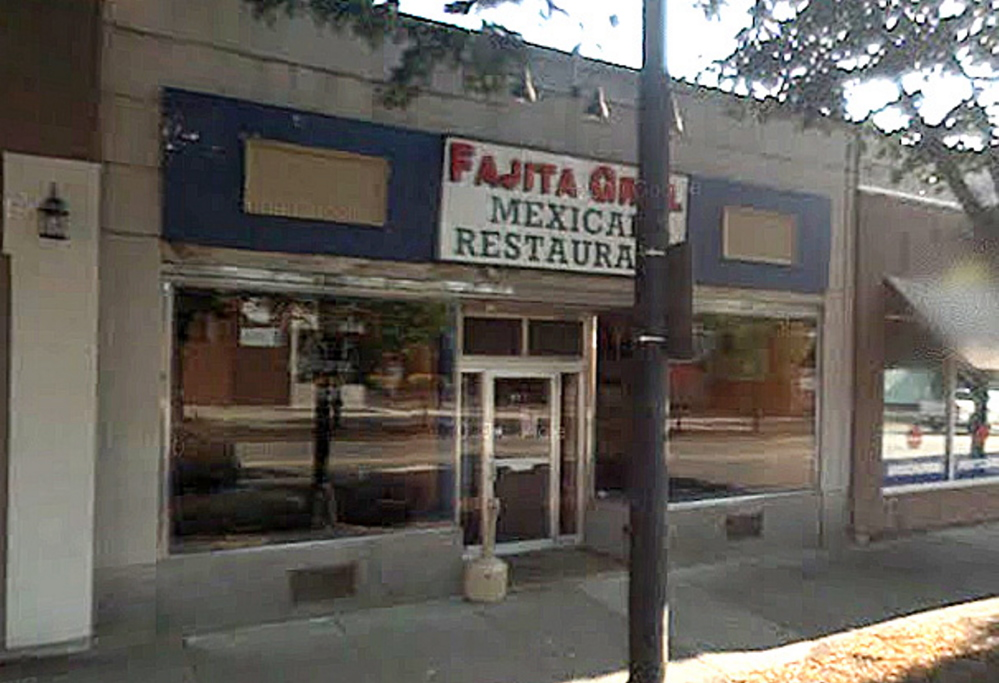 The Fajita Grill in Westbrook is one of the restaurants owned by the Fuentes brothers.