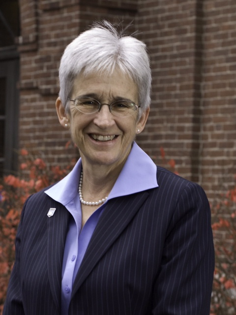 Susan Hunter, formerly vice chancellor for academic affairs at the Univerity of Maine System, is temporary president of the flagship campus in Orono.
