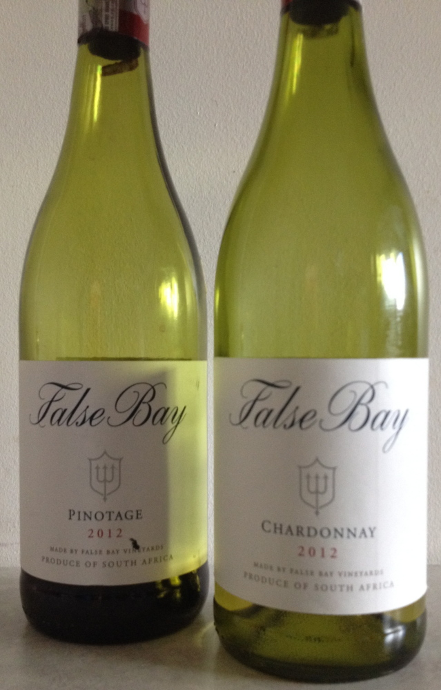 False Bay Pinotage is one to enjoy again and again, and the Chardonnay stands out among others in its price range.