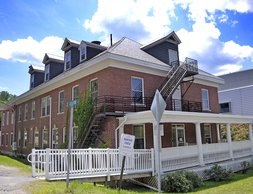 The former Haynes Building on the former MaineGeneral campus in Augusta is now leased to the University of Southern Maine's Muskie School of Public Service. The pace of redevelopment is surpassing expectations.