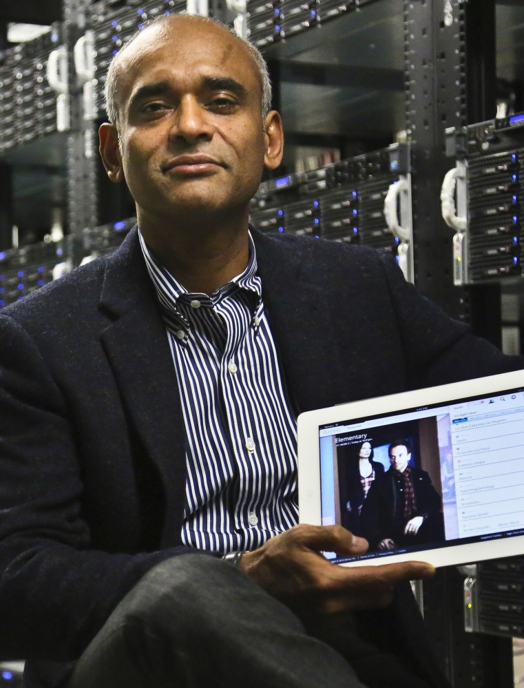 """Chet Kanojia, Aereo's CEO, calls the decision """"a massive setback"""" for consumers."""