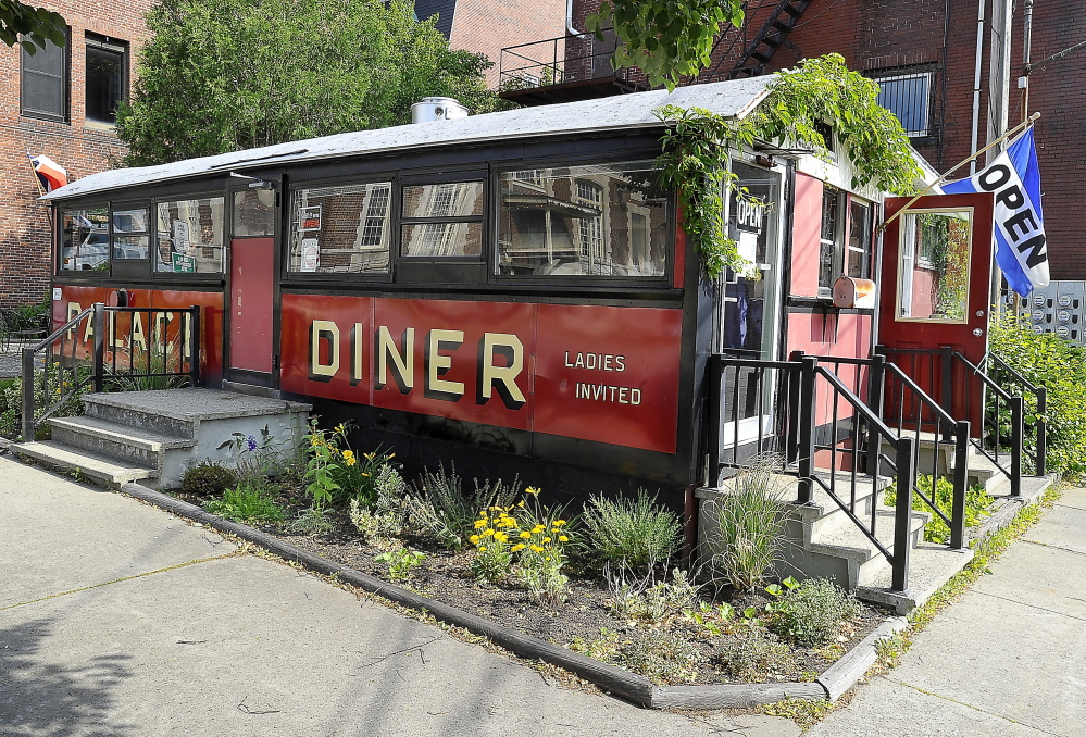 The Palace Diner, which originally opened in Biddeford in 1927, is Maine's oldest diner.