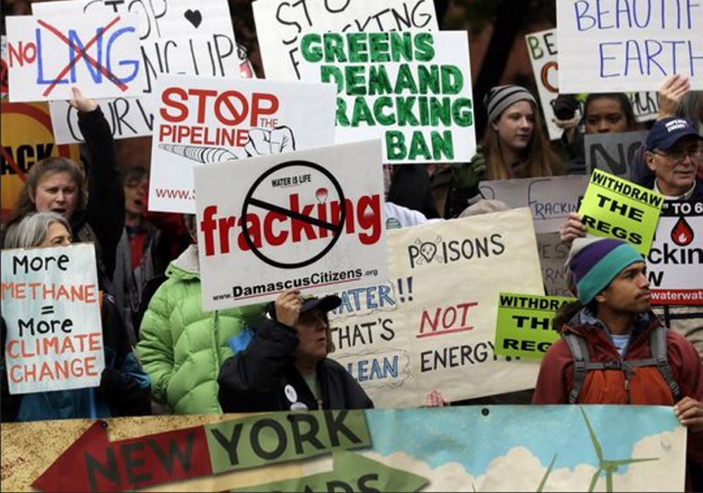 Anti-fracking activists in upstate New York have frustrated the energy industry with creative zoning strategies that have been upheld by an appellate court.