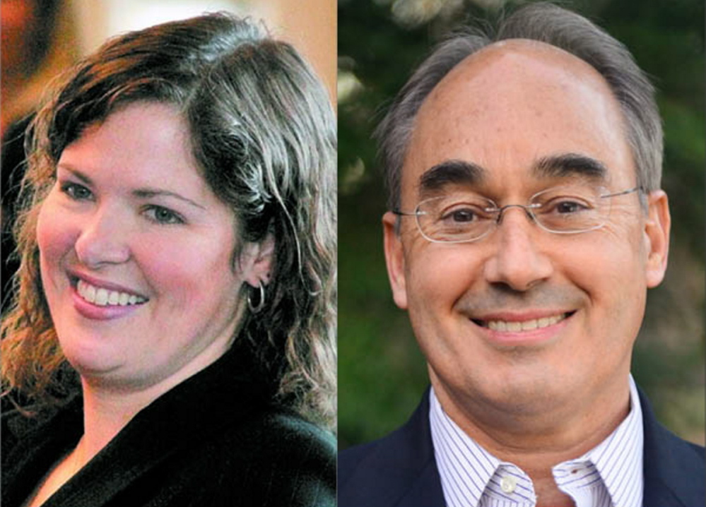 Democrat Emily Cain raised $379,000 in the second quarter of this year, according to her campaign, while Republican Bruce Poliquin raised $296,000. But Poliquin ended the quarter with $49,000 more cash on hand.