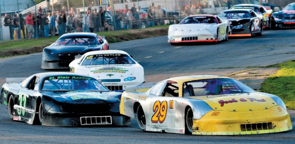 The Last Chance Motorsports 150 race was held last September at Unity Raceway.