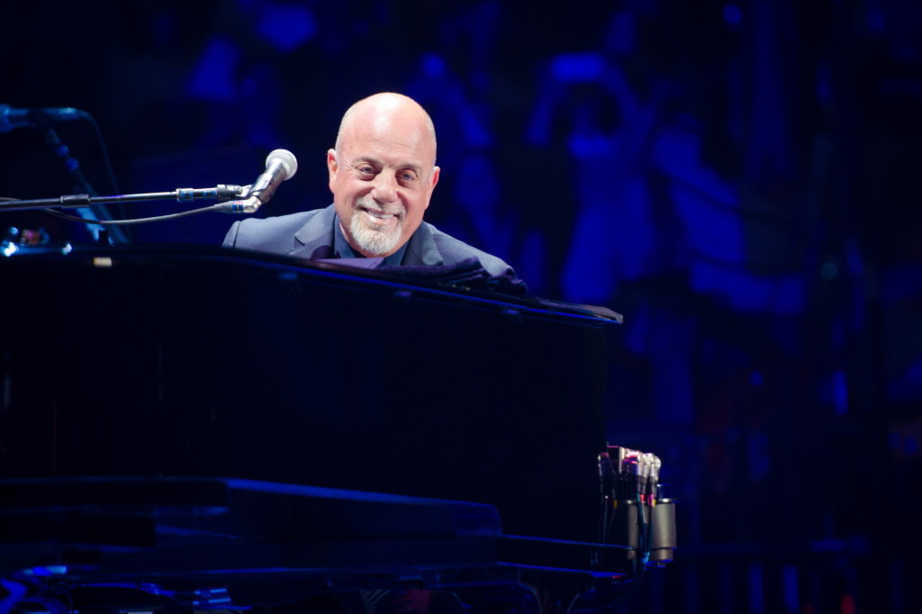 Billy Joel performs at Madison Square Garden in New York. in this May 9, 2014, photo. The Associated Press / Invision
