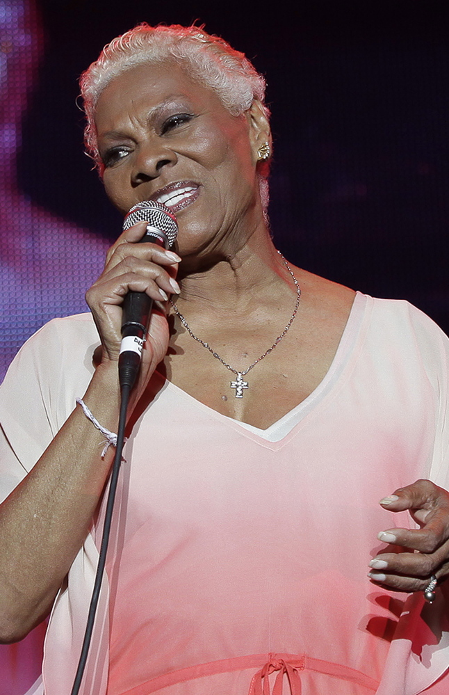 "Dionne Warwick will sing her hit ""Do You Know the Way to San Jose?"" during a Sister Cities International conference on Friday."