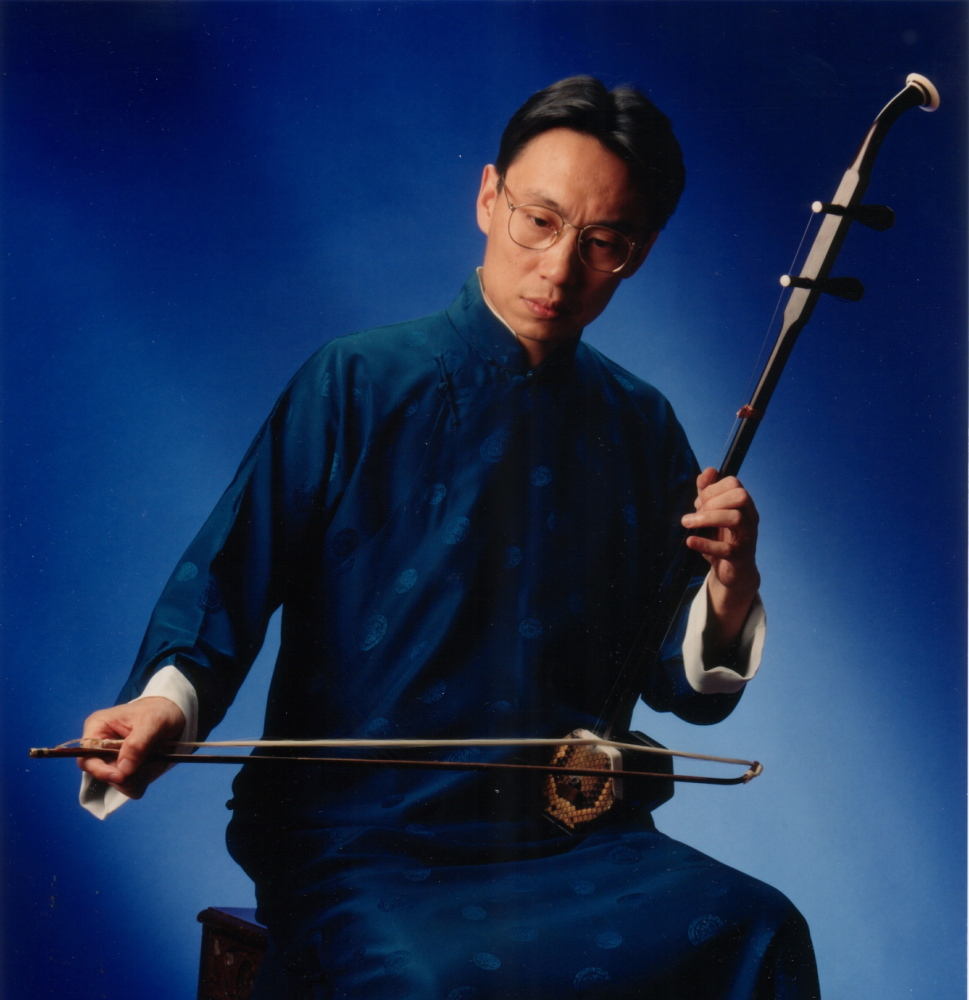 A work by erhu virtuoso Wang Guowei will have its world premiere Aug. 8 at the Salt Bay Chamberfest.