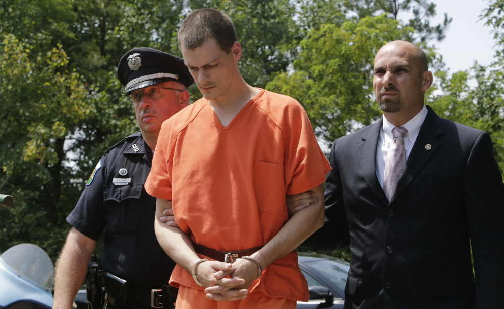 Nathaniel Kibby, 34, was charged with kidnapping Abigail Hernandez and was held on $1 million bail after a brief court appearance last week.