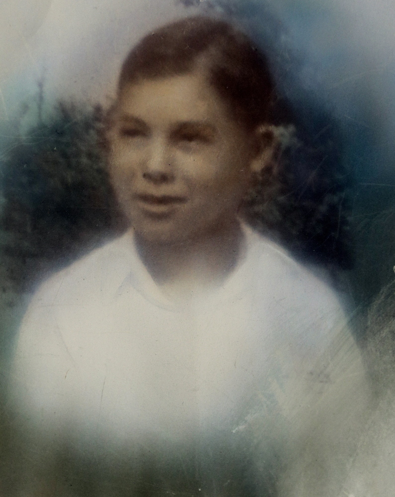 George Owen Smith was 14 years old when he disappeared in 1940.