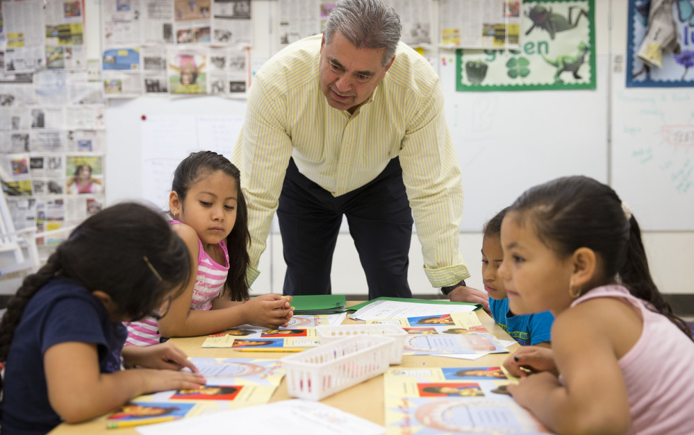 Superintendent Barry Tomasetti of the Kennett (Pa.) Consolidated School District says that while diversity is welcome, it brings added costs such as the need for more English language instructors and translators for parent-teacher conferences.