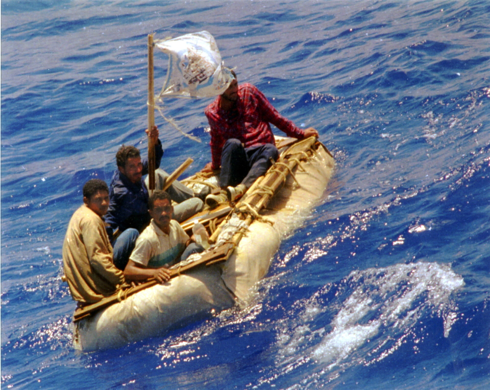 In the 20 years since Fidel Castro set off a high-seas humanitarian crisis by encouraging an exodus of 35,000 islanders, more than 26,000 other Cubans have risked their lives crossing the Florida Straits.