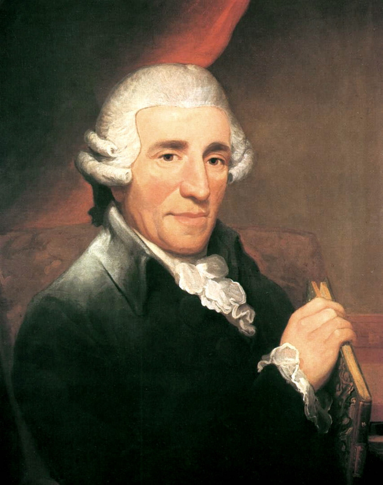 "Franz Joseph Haydn wrote a joke into his ""Surprise"" Symphony."