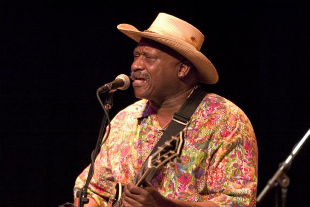 Blues artist Taj Mahal is at Asylum in Portland on Saturday.