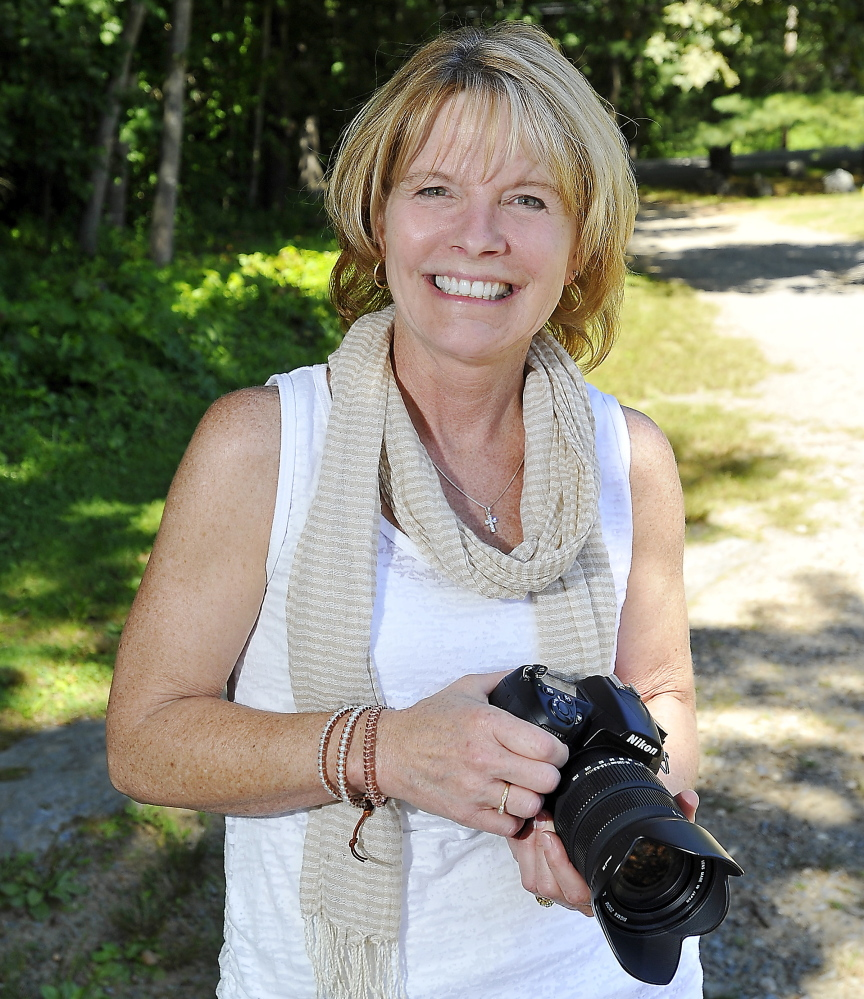 Lynn Dube creates virtual tours of real estate listings. She says she tries to make rooms look warm and fuzzy without deceiving potential buyers.