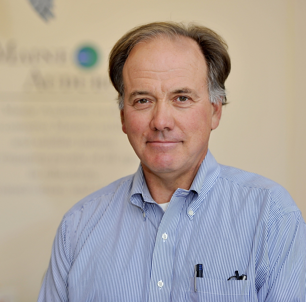 Charles Gauvin, the new head of Maine Audubon, brings a distinguished resume. In his previous position at Trout Unlimited in Virginia, Gauvin increased the nonprofit's budget from $2.5 million to $30 million while the staff went from 20 people to 165.