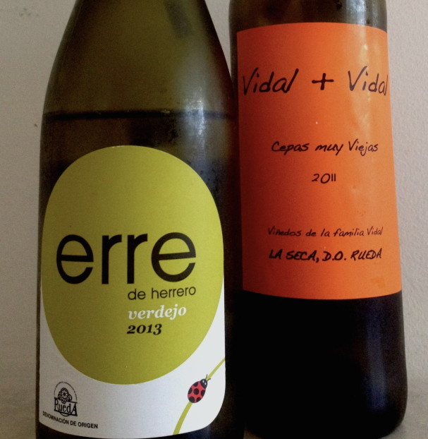 The soils of the Rueda area of northwest Spain and very old vines produce the best Verdejo wines.