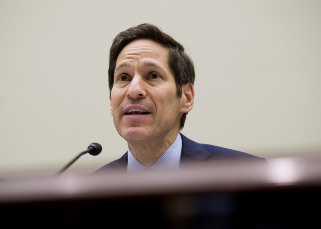 Centers for Disease Control and Prevention Director Dr. Tom Frieden: