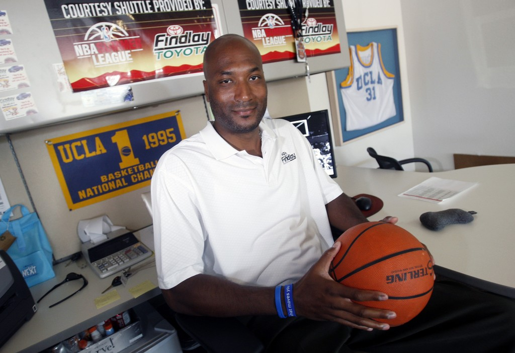 Former UCLA basketball player Ed O'Bannon sued the NCAA, claiming it can't stop college football and basketball players from selling the rights to their names and likenesses. Friday's ruling in his favor opens the way to athletes getting payouts once their college careers are over.