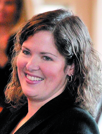 Sen. Emily Cain, D-Orono, who is running for the 2nd Congressional District, is expected to be endorsed Wednesday by U.S. Sen. Angus King.