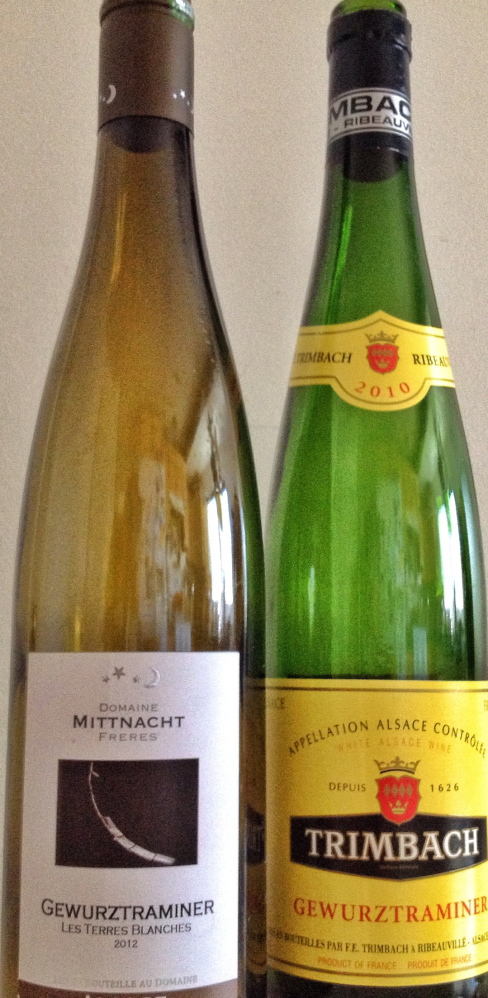 Gewurztraminer wines can boast the multiple flavor facets of a cocktail.