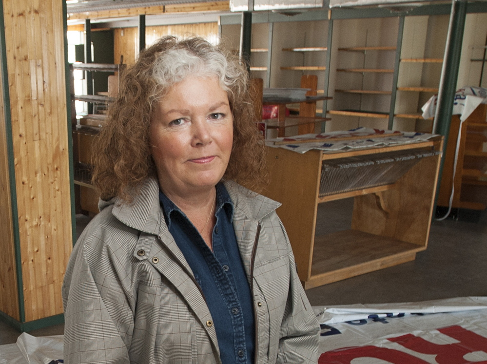 """n Businesswoman Kim Rosen says people in Bucksport hate change, and the loss of the mill will be the hardest change the town's ever experienced. """"We are devastated,"""" she says."""