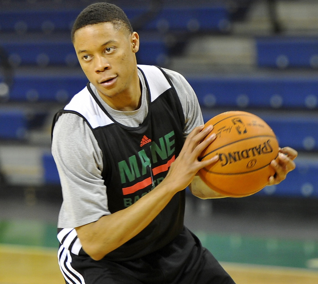 Tim Frazier is back with the Red Claws.