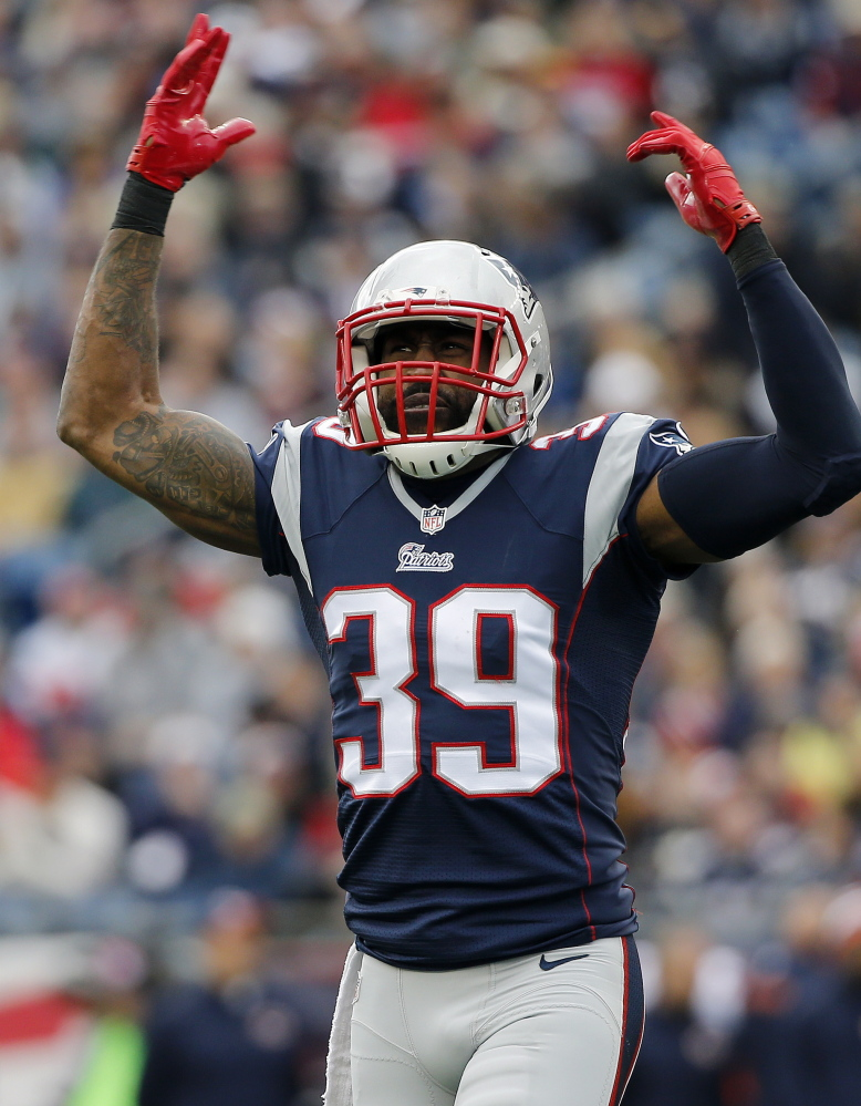 Expect New England cornerback Brandon Browner, along with Darrelle Revis, to challenge the high-powered offense of the Denver Broncos.