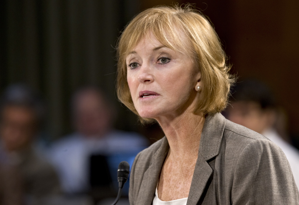 Medicare chief Marilyn Tavenner says the 32-day prescription-filling period after death is being scrutinized.