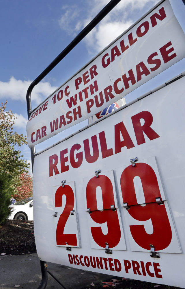 Going down: The decline in gasoline prices has taken some by surprise, but analysts cite a number of reasons for it.