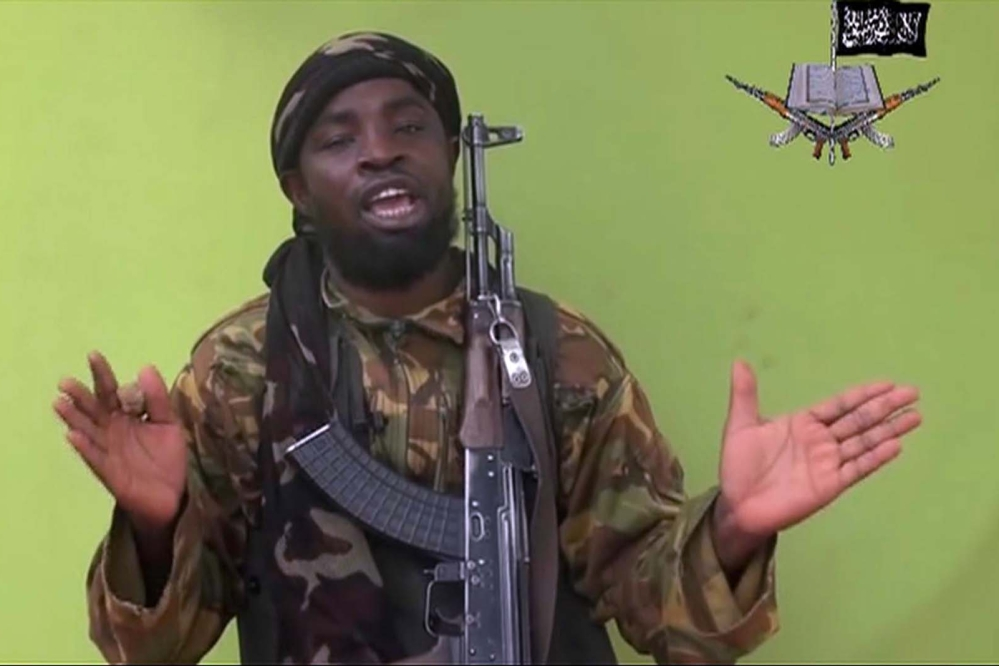 A Boko Haram video released in May shows leader Abubakar Shekau. In a new video, a man purporting to be Shekau said hundreds of kidnapped schoolgirls have been married off.