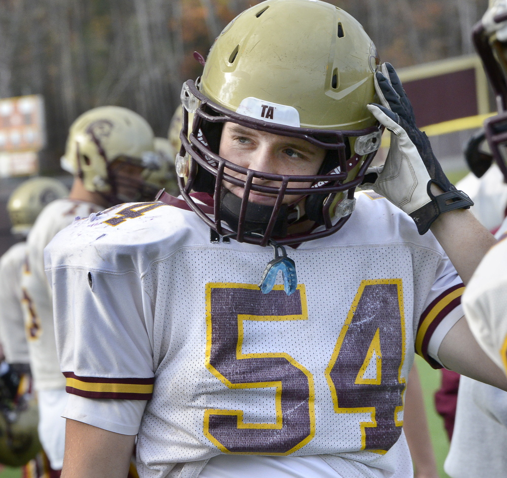 Tyler Fleurant and Thornton Academy earned the top in Western Class A and the bye that goes with it. A bye can help teams get healthy, but they must avoid getting rusty.