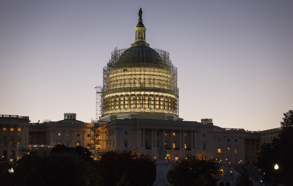 The races for seats on Capitol Hill ramp up during final stretch. The midterm election will decide the Senate majority. And voters in 36 states, including Maine, will elect governors.