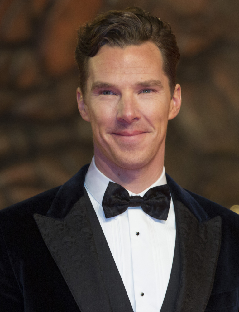 Everthing's coming up roses for Benedict Cumberbatch, or so it seems.