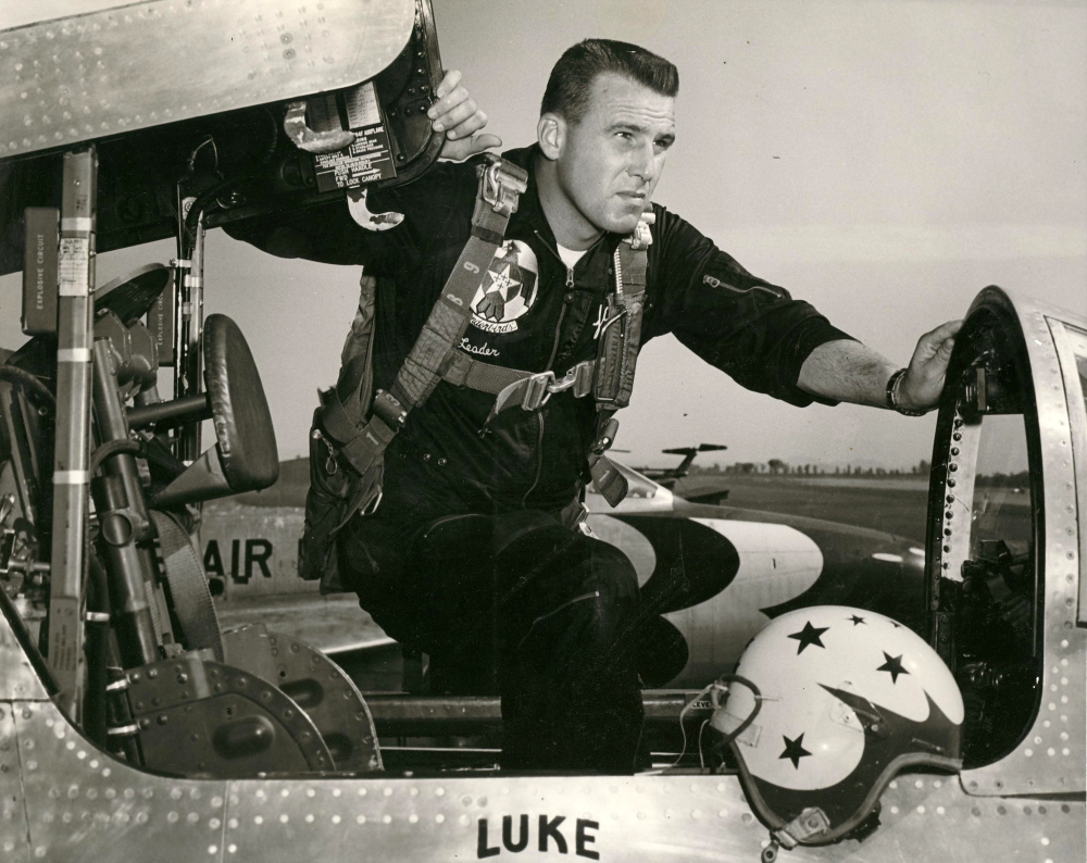 Col. Jack Broughton was a commander of the Thunderbirds who flew 114 missions in the Korean War and 102 in the Vietnam War while earning an Air Force Cross and two Silver Stars. Broughton, 89, died Oct. 24 in Laguna Hills, Calif.
