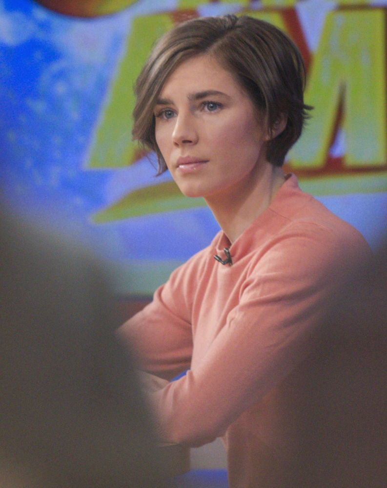 Amanda Knox's legal saga ended Friday when Italy's highest court overturned her murder conviction.