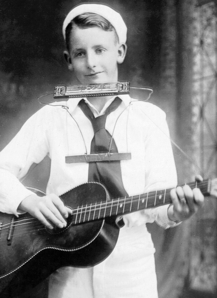 Young Lester Polfuss, who became known as Les Paul, was an accomplished musician from the get-go.