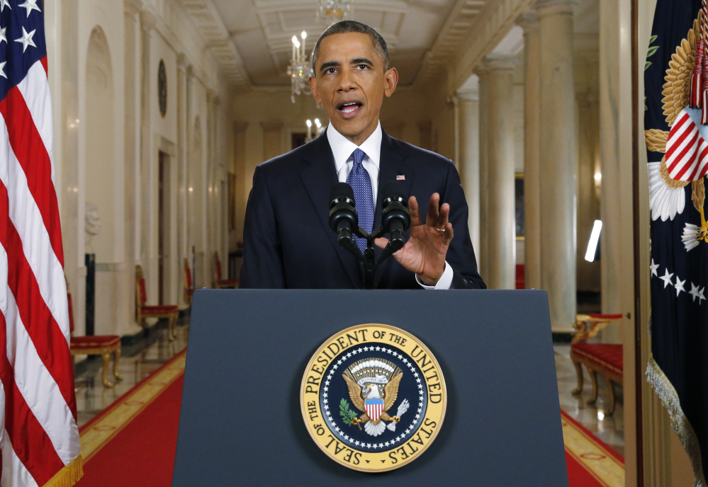 President Barack Obama has given temporary relief from deportation for some categories of undocumented immigrants. Congress still needs to act on comprehensive reform.
