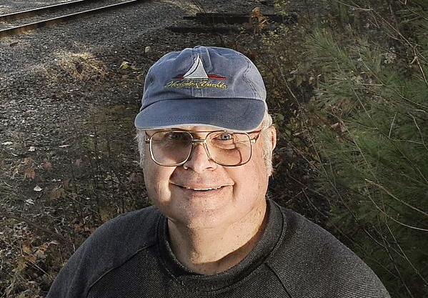 Robert McEvoy wrote a personal letter in August to the Maine Department of Environmental Protection that was critical of the rail authority's plan to build a train layover shed in Brunswick.