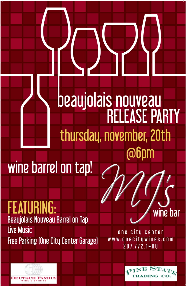 The annual release of Beaujolais Nouveau on the third Thursday of November is part of the wine's lore.