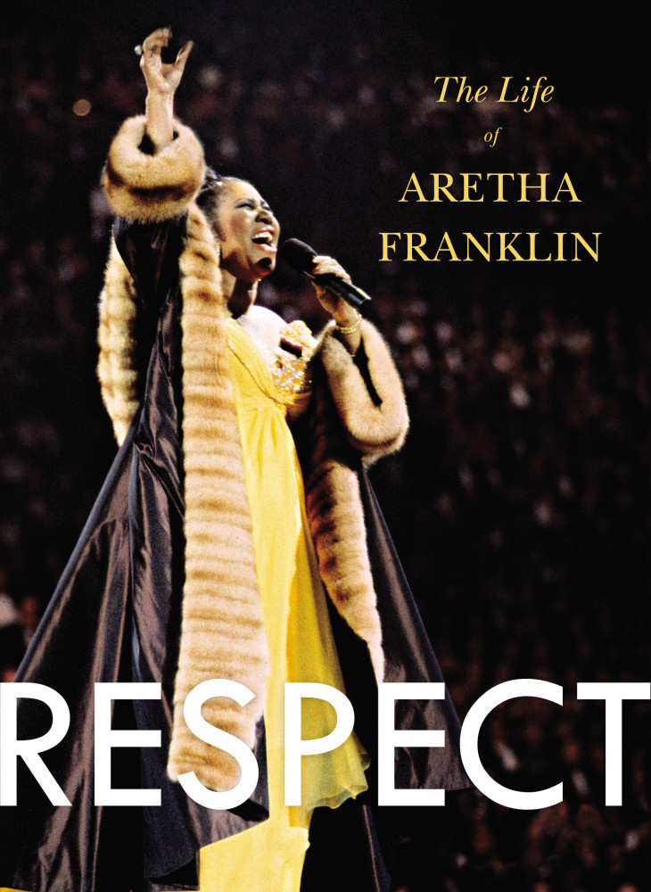 Aretha Franklin doesn't think her life should be the open book that David Ritz has written about her.