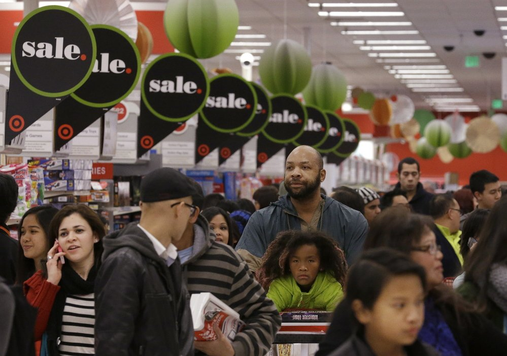 Five years into the economic recovery, holiday sales are predicted to grow. But retailers have to offer more and earlier deals to win consumers.