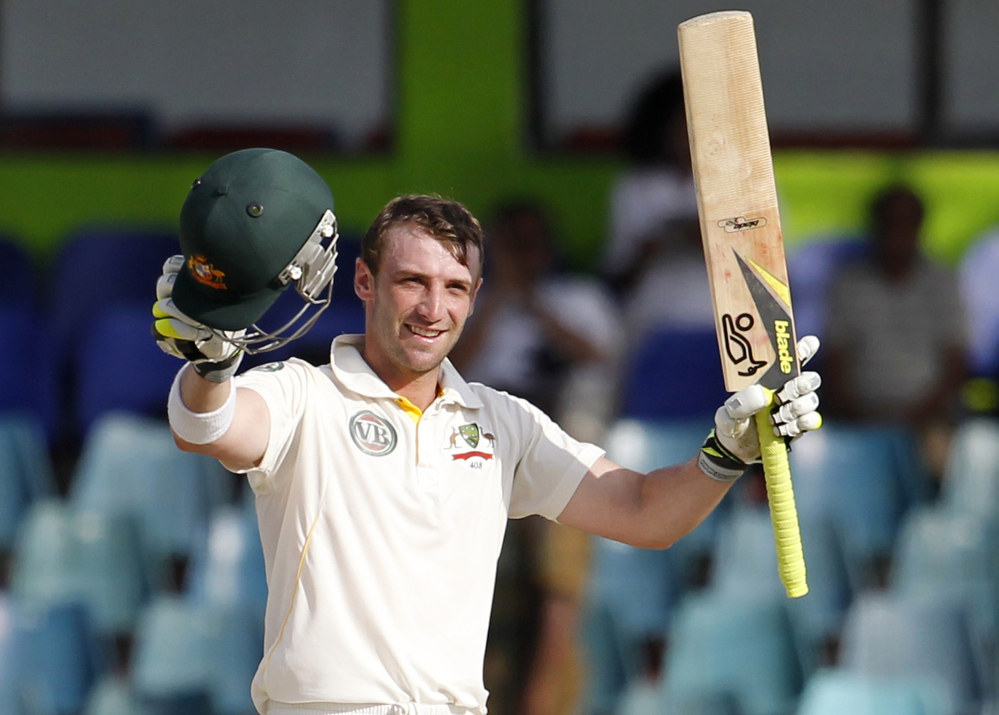Australia's Phillip Hughes died in a Sydney hospital on Thursday, two days after being hit in the head by a cricket ball during a match. He was 25.