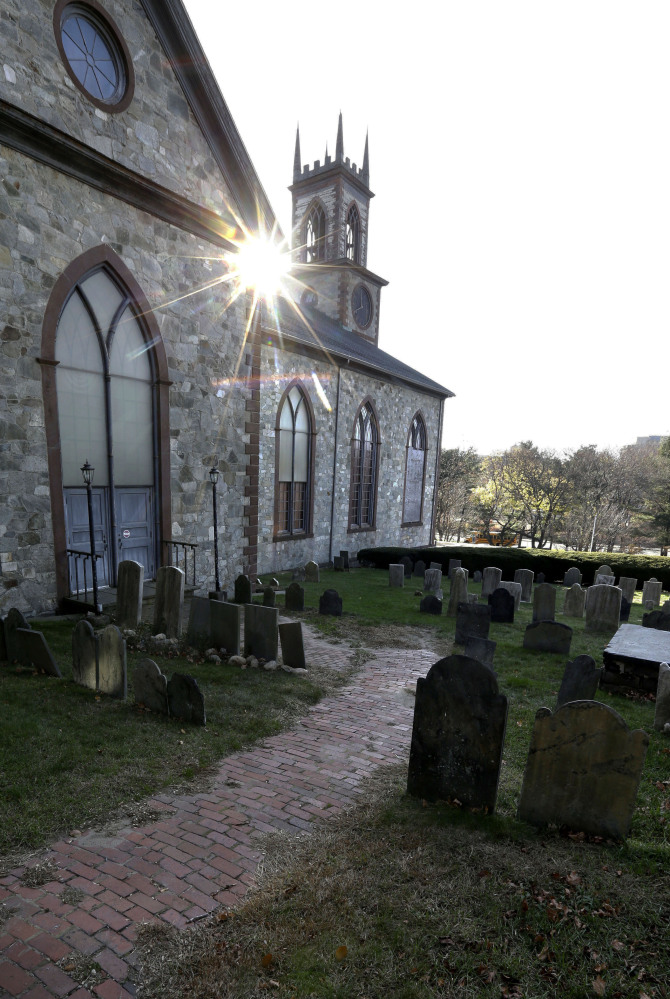 The Cathedral of St. John Episcopal Church in Providence, R.I., could house a teaching museum that would explore how the church benefited from slavery in the Northern states.