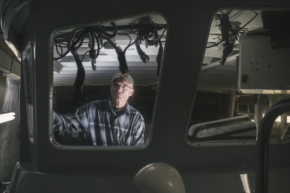 """Charter-boat operator Tim Tower says he has seen firsthand the decade-long decline in cod stocks. Before the fishery was imperiled, he would typically catch 600 to 1,000 """"trophy fish"""" in a season; last year, nobody on his boat caught a cod heavier than 20 pounds, he said."""
