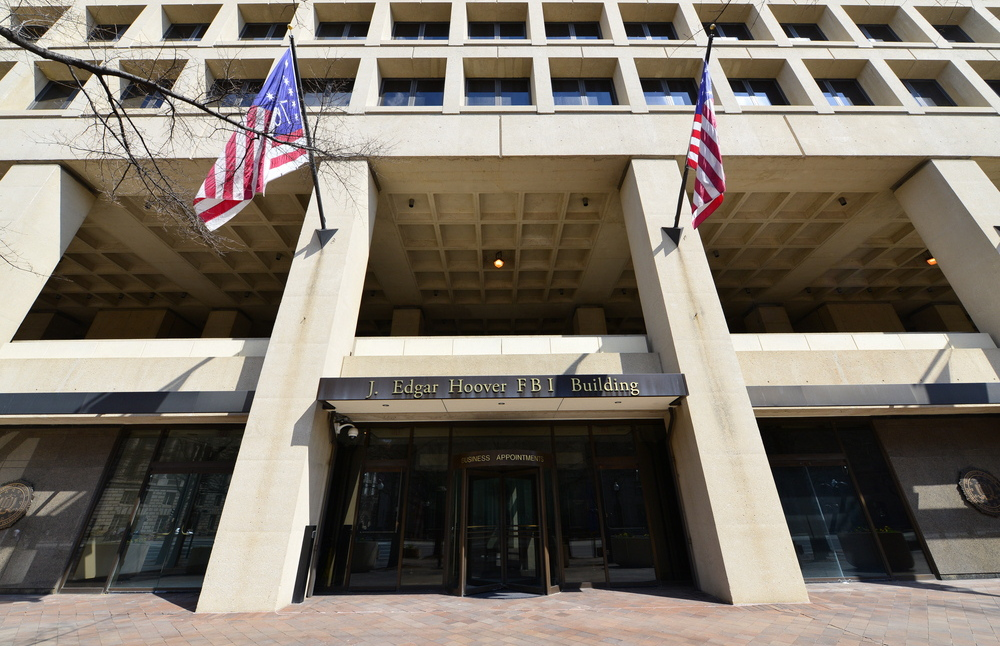 The FBI, headquartered in the J.Edgar Hoover Building, above, has been accused of failing to provide basic assistance to families of U.S. citizens being held hostage.