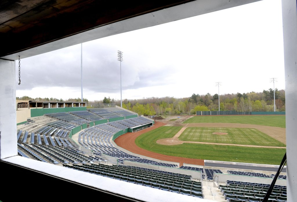 The owner of a fledgling  pro baseball league based in Canada is interested in bringing a team to Old Orchard Beach to play next summer at The Ballpark. 2010 Press Herald file