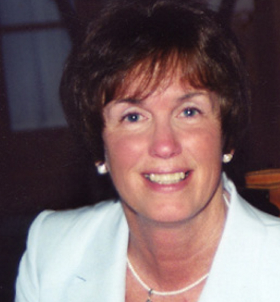 Linda Allen raised four sons with Dana Allen, her husband for 46 years. She died Nov. 27.