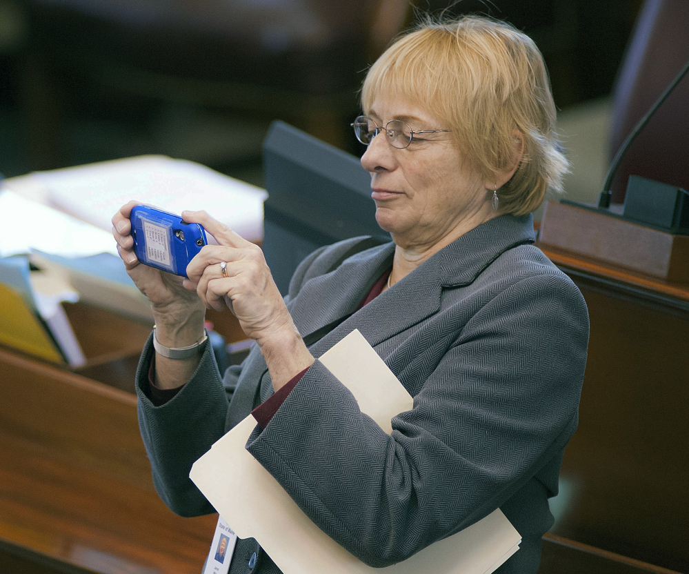 Maine Attorney General Janet Mills recently argued with Gov. Paul LePage over immigration and welfare benefits for young adults. LePage suggested Eliot Cutler could replace Mills but the legislature gave Mills another term this past week.