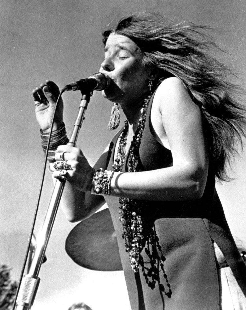 """The working title of the Joplin film is """"Get It While You Can,"""" after her posthumously released 1971 single."""